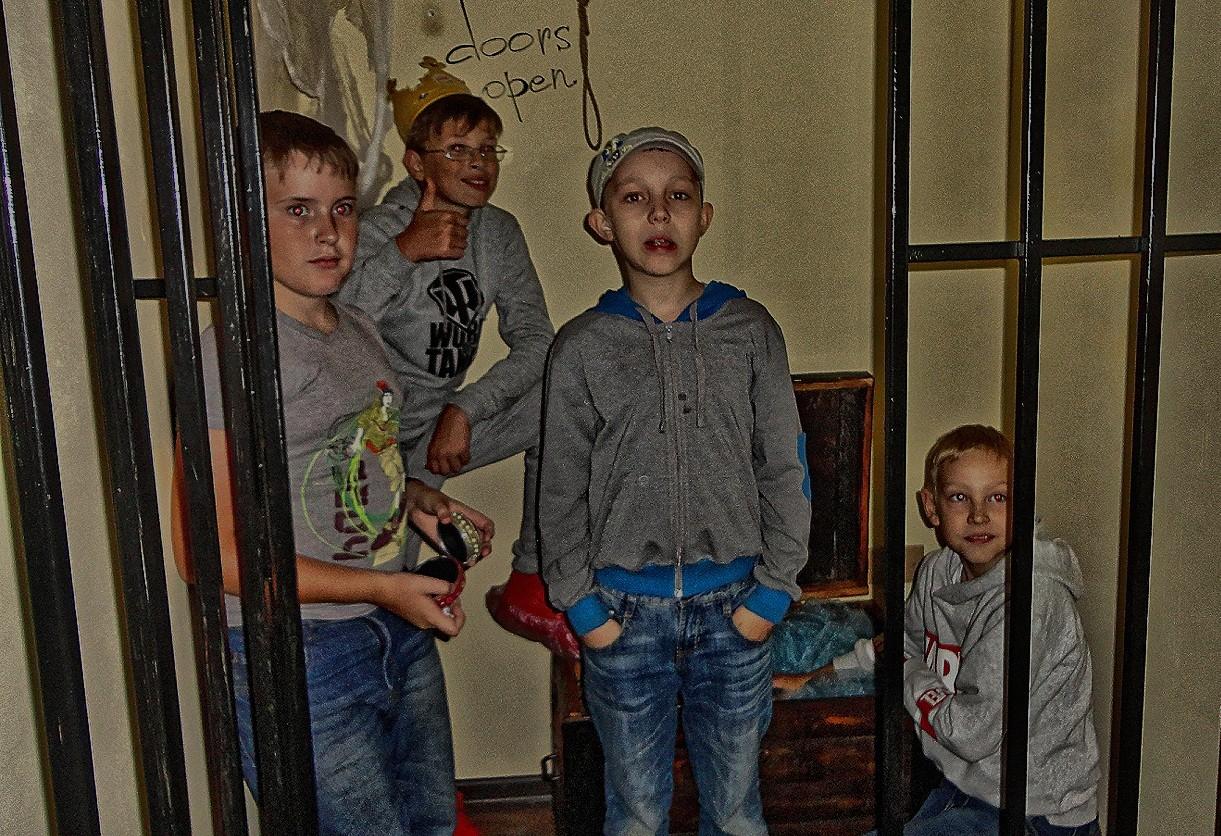 Фото игроков в квест оренбург
